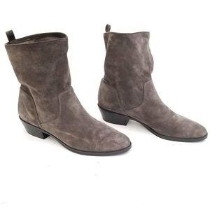 Via Spiga Suede Boots - Size 10M / EUR 41.5